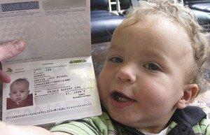 Как оформляется загранпаспорт для новорожденного