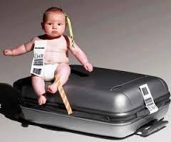 Выезд за границу с ребенком
