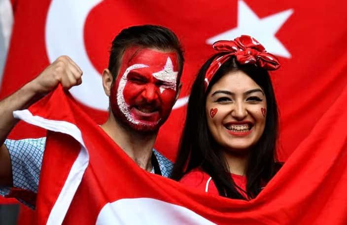 Турция и турки