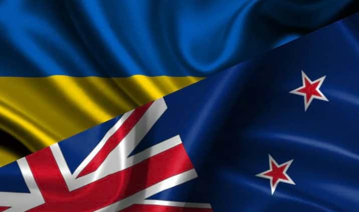 В Австралию из Украины