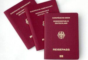 Как получить паспорт гражданина ФРГ