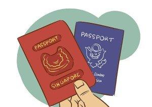 Отказ от второго гражданства