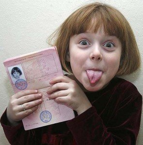 Гражданство несовершеннолетних