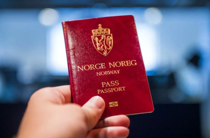 Гражданство Норвегии