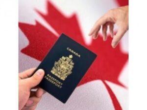 Получение гражданство Канады