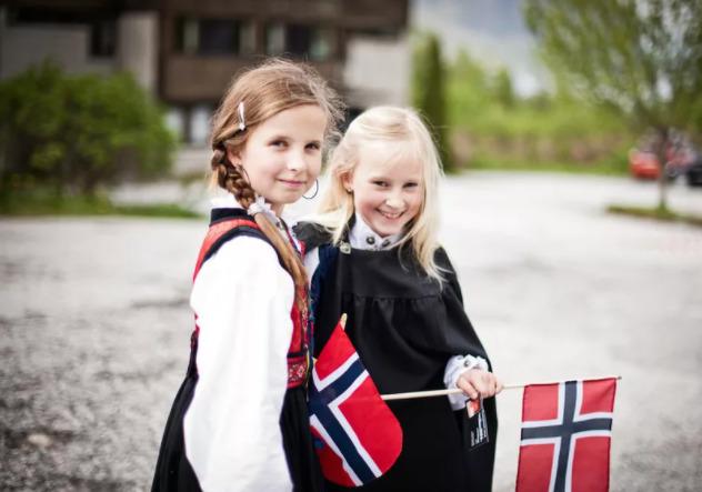 Норвежское гражданство ребенка
