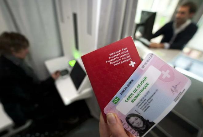 Швейцарские документы