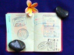 Въезд в Мексику
