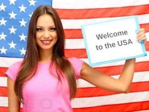 Въезд в США