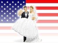 Невеста в США