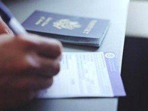 Документы на визу в США
