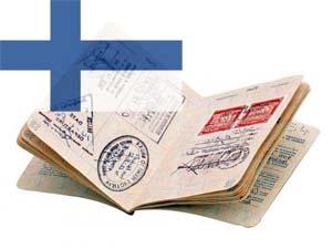 Въезд в Финляндию