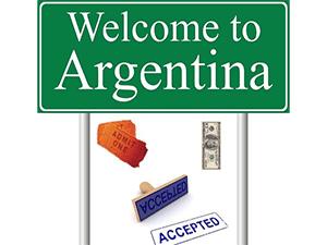 Добро пожаловать в Аргентину