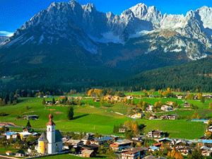Австрийская природа
