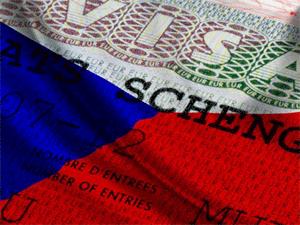 Шенген в Чехию