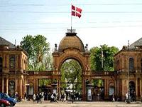 Въезд в Данию