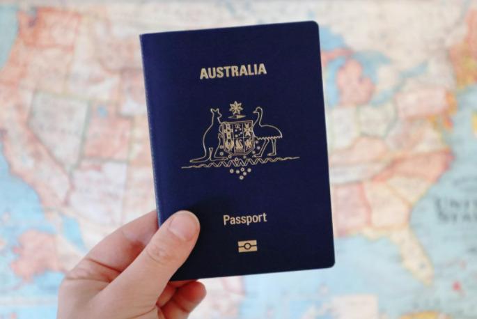 Австралия гражданство