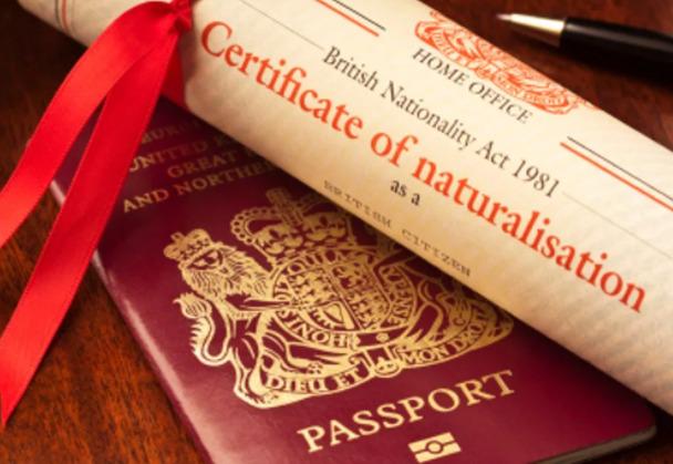 Гражданство Великобритании