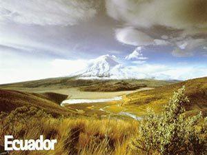 Эквадорская природа