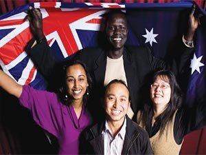 Австралийцы