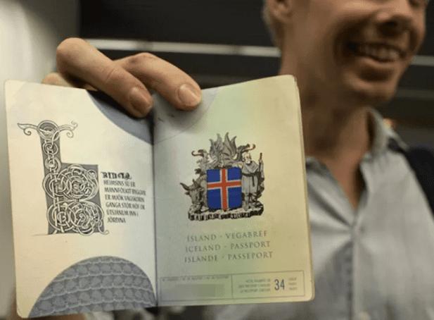 Гражданство Исландии