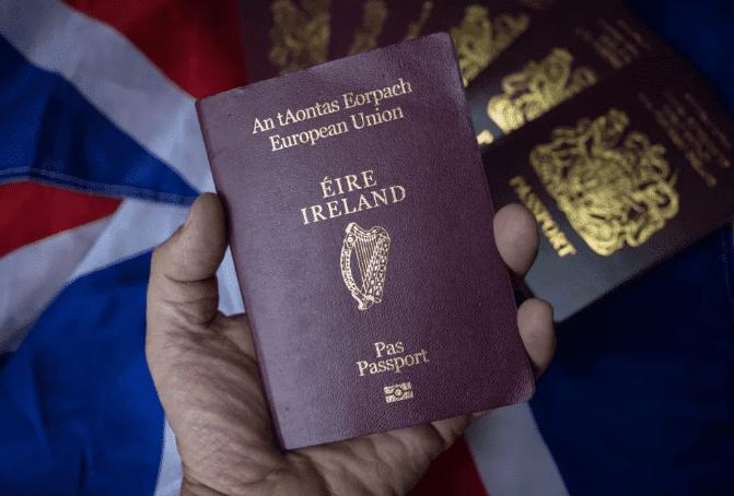 Ирландское гражданство