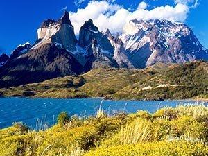 Природа в Чили