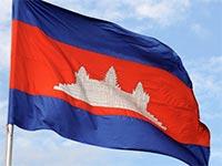 Флаг Камбоджы