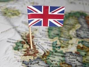 Британия на карте