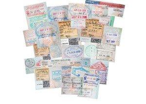 Разные визы