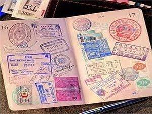 Печати в паспорте