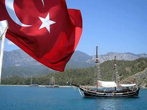 Отдыхаем в Турции