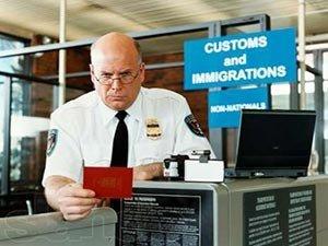 Паспортный контроль