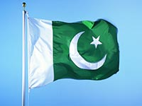 Флаг Пакистана