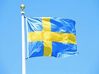Флаг Щвеции