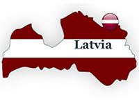 Едем в Латвию