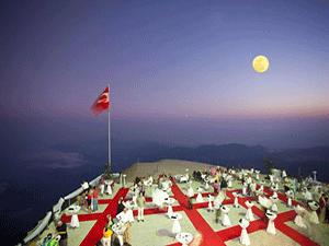 Заключение брака в Турции