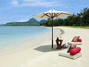 Пляжи на острове