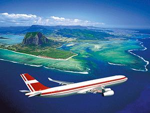 Летим на остров