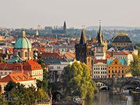 Живописные пейзажи Чехии
