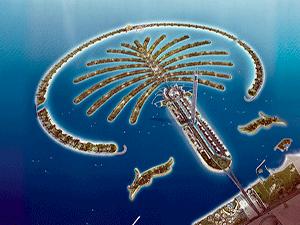 Живописные пейзажи ОАЭ