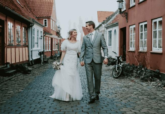 Свадьба в Дании