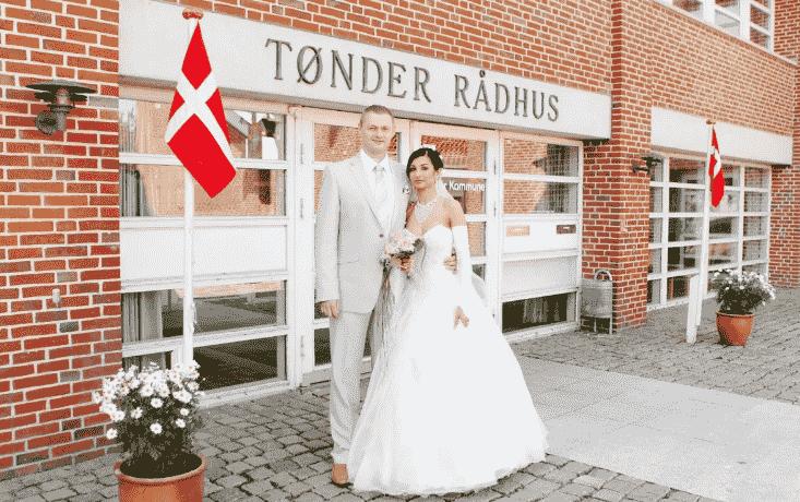 Заключение брака в Дании