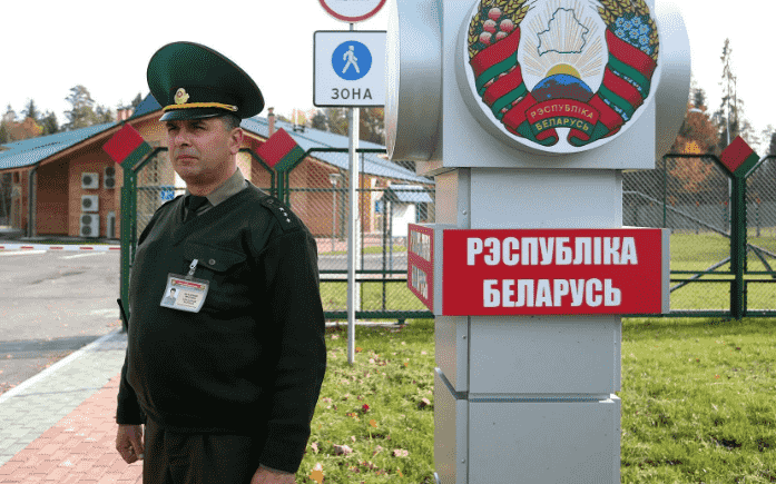 Граница с Белоруссией