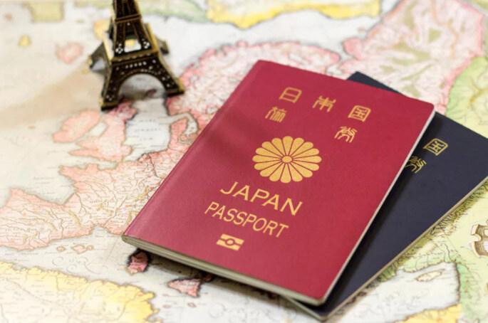 Японский паспорт