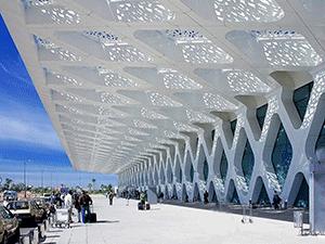 Аэропорт Марокко