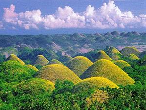 Живописные пейзажи Филиппин