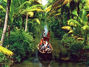Путешествие по Керале