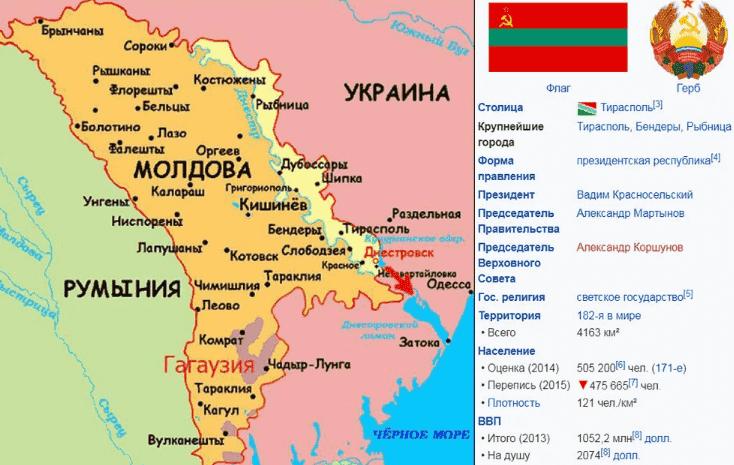 Приднестровская республика