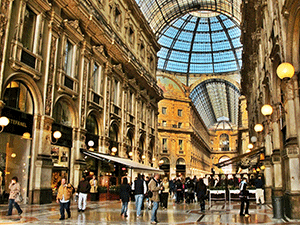 Путешествие по Милану